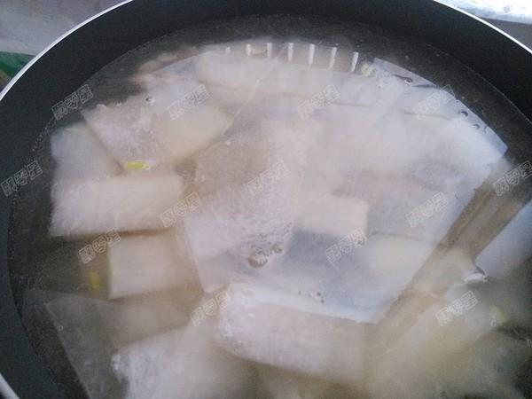 冬瓜虾皮汤怎么做
