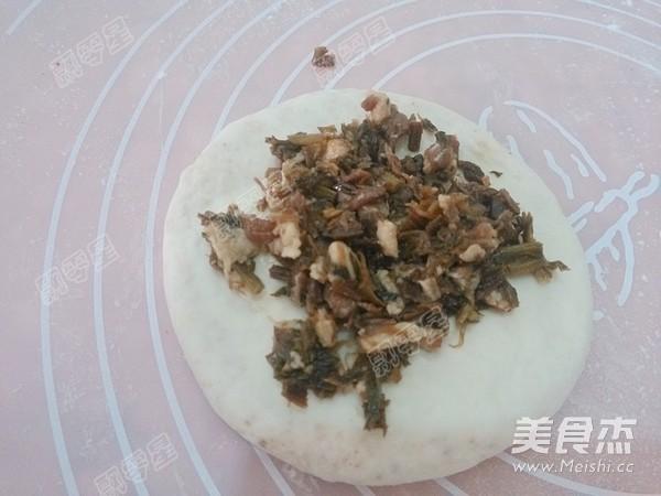 荆州锅盔的制作方法