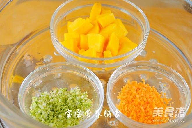 南瓜蔬菜粥怎么做