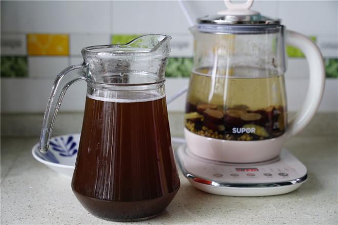 五味袪湿茶怎么煮