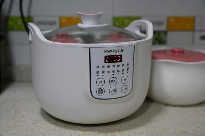 莲藕红枣牛骨汤的简单做法