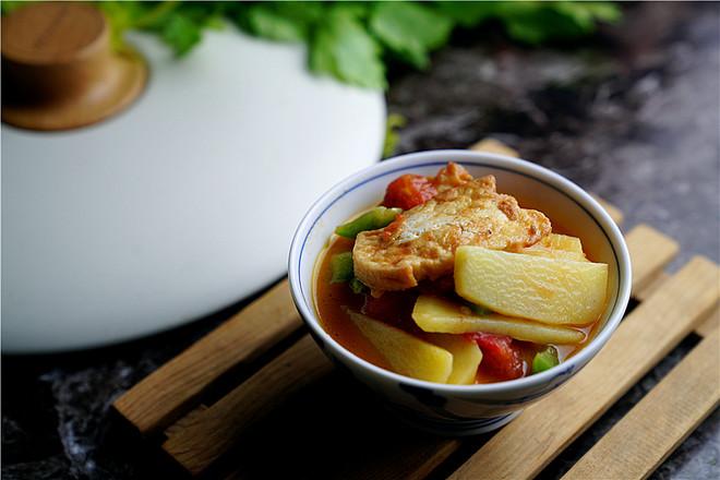 番茄焖双豆怎么煮