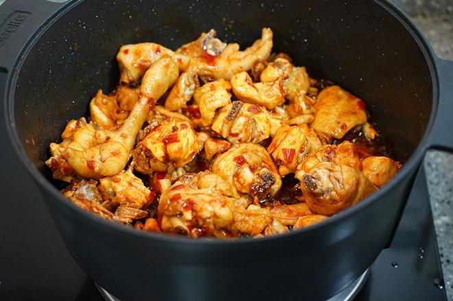 大盘鸡怎样煮