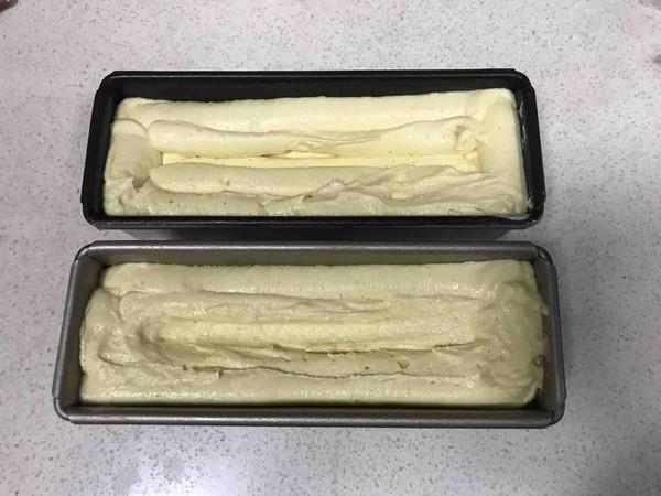 香草杏仁磅蛋糕怎么煮