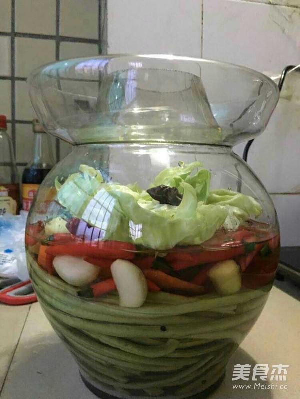 自制泡菜的做法大全