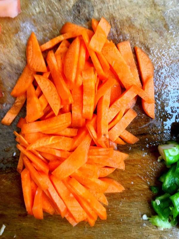 青菜烧的做法图解