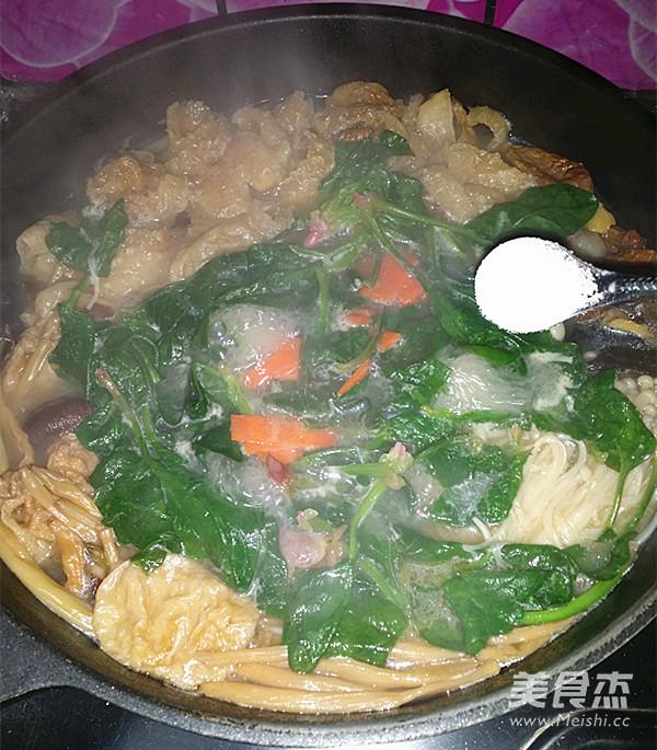 浓汤大杂烩怎样做