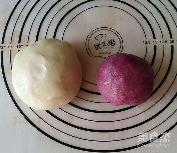 紫薯栗子酥怎么做