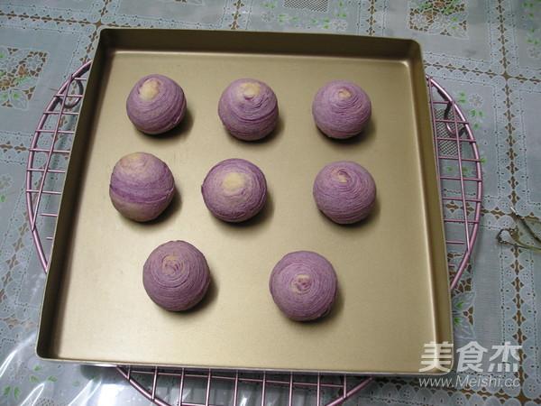 紫薯栗子酥的做法大全