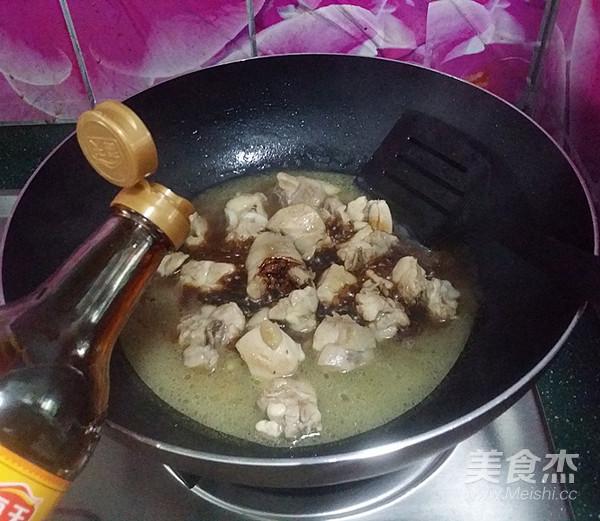 鸡腿烩面疙瘩怎么煮