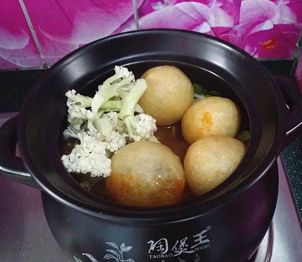 韩式海鲜锅 #晚餐#怎么煮