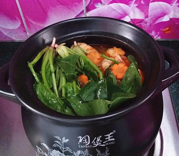 韩式海鲜锅 #晚餐#怎样煸