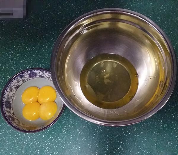 可可花奶油蛋糕卷#下午茶#的做法图解