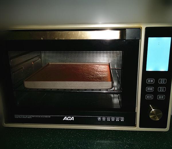 可可花奶油蛋糕卷#下午茶#的制作