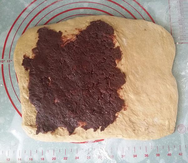 咖啡酸奶豆沙面包(独创配方全新做法) #下午茶#怎么煮