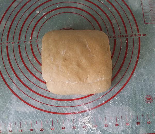 咖啡酸奶豆沙面包(独创配方全新做法) #下午茶#怎么煸