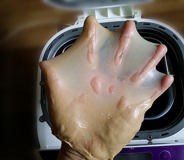 咖啡酸奶豆沙面包(独创配方全新做法) #下午茶#怎么吃