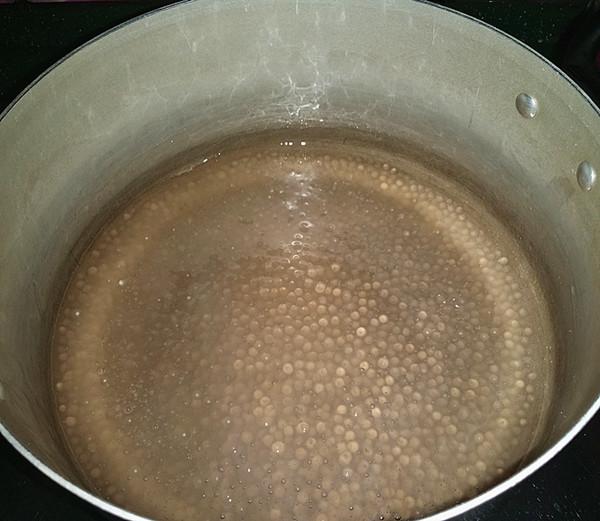 火龙果椰浆西米露的简单做法