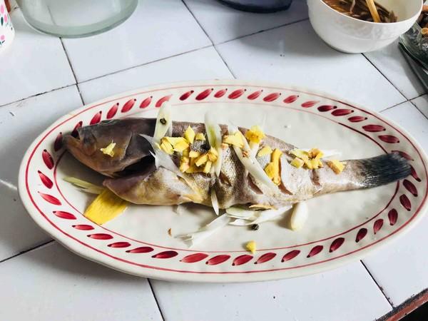 清蒸豆豉石斑鱼的做法大全