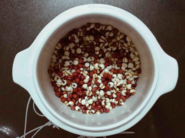 红豆薏米汤(粥)的做法大全