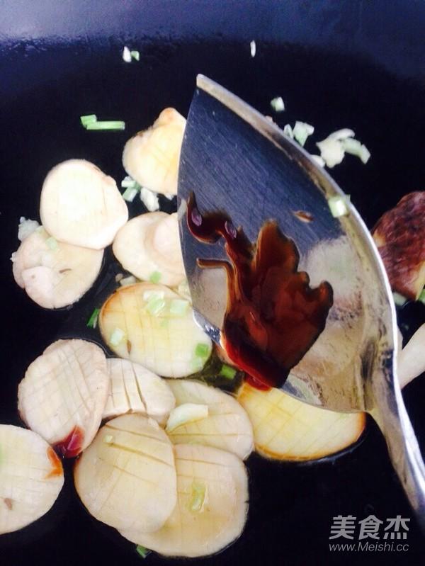 双椒杏鲍菇怎么做