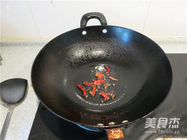 香辣油爆海虾的简单做法