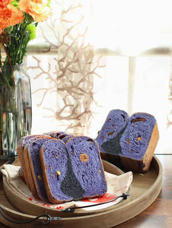 面包机版星空面包成品图