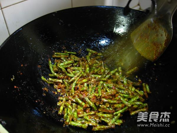 炸豇豆的简单做法