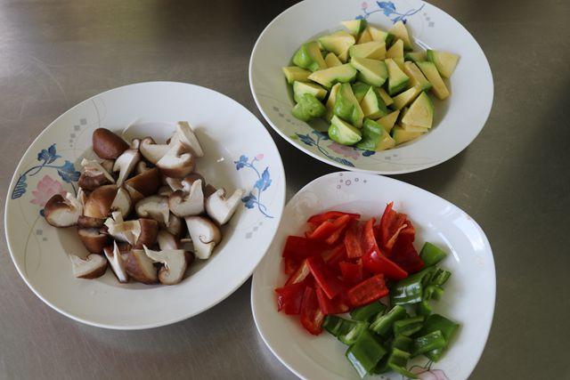 香菇姜柄瓜的做法图解