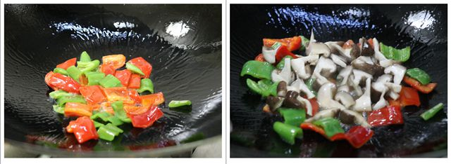 香菇姜柄瓜怎么吃