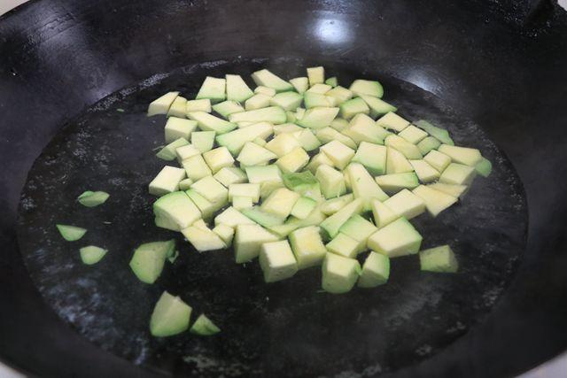 豆花姜饼瓜的做法图解