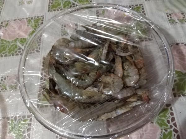 酥香炸虾#福临门营养家#的简单做法
