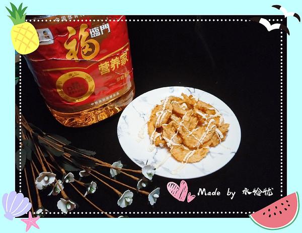 酥香炸虾#福临门营养家#怎样煸