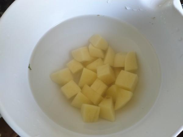 土豆炖芸豆的简单做法