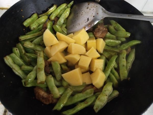 土豆炖芸豆怎样煮