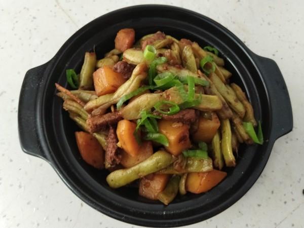 土豆炖芸豆的做法大全