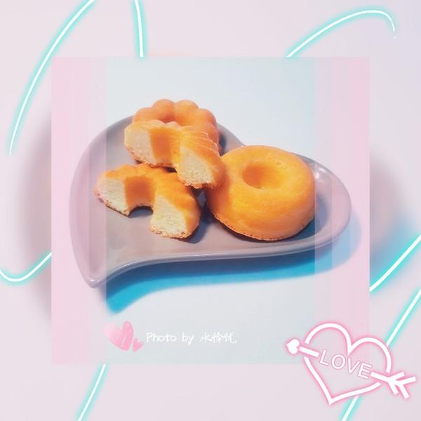 甜甜圈(全蛋版)成品图