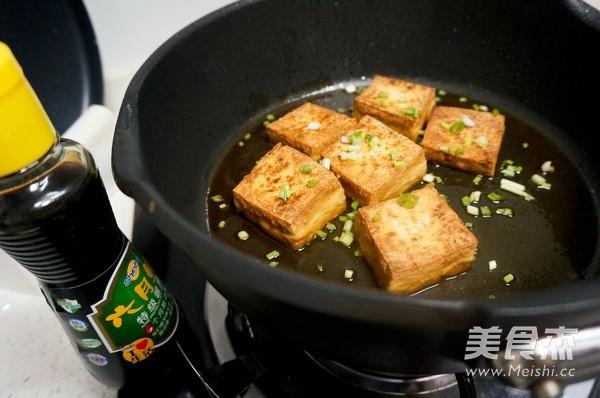 古法煎豆腐怎么炒