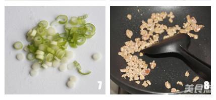 肉卤豆腐脑的简单做法