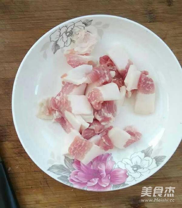 农家小炒肉的简单做法