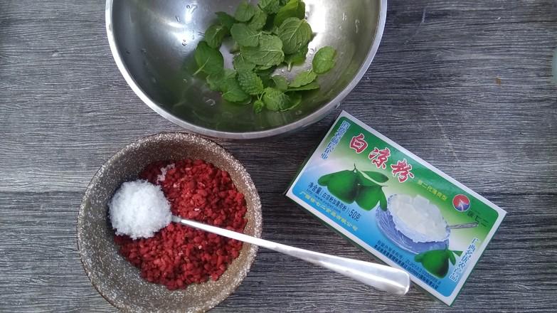 水晶果冻#下午茶#的做法大全