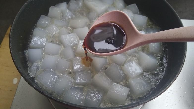 炒凉粉的家常做法