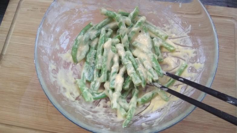 酥豆角的简单做法