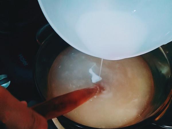 烩粉汤的简单做法