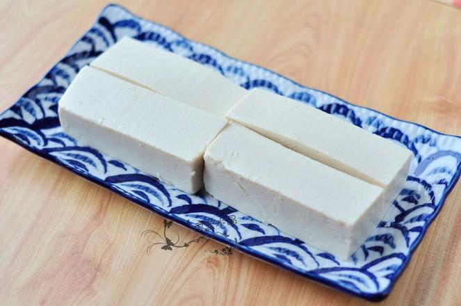 五彩丸子蒸豆腐的做法大全