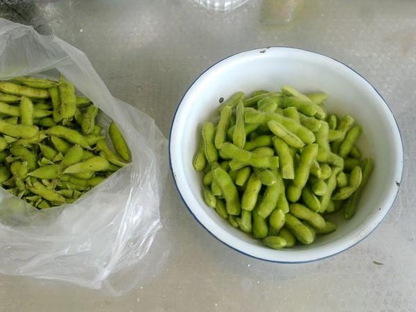 陈皮毛豆的做法大全