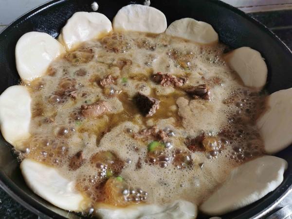 锅边馍馍—排骨烧毛豆怎样炒