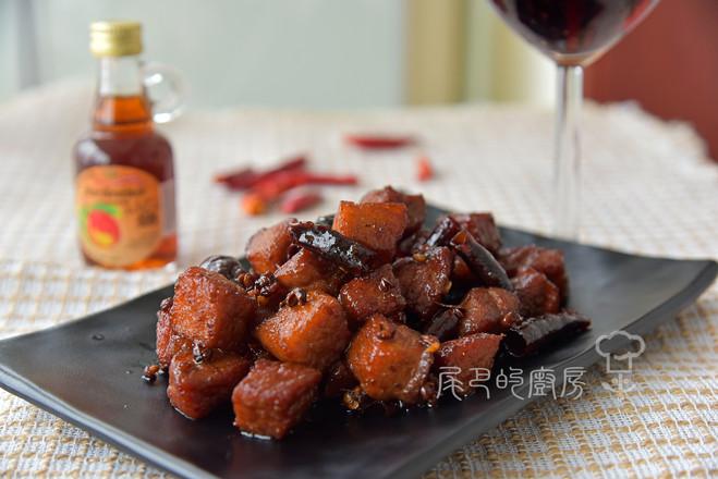 花椒肉成品图