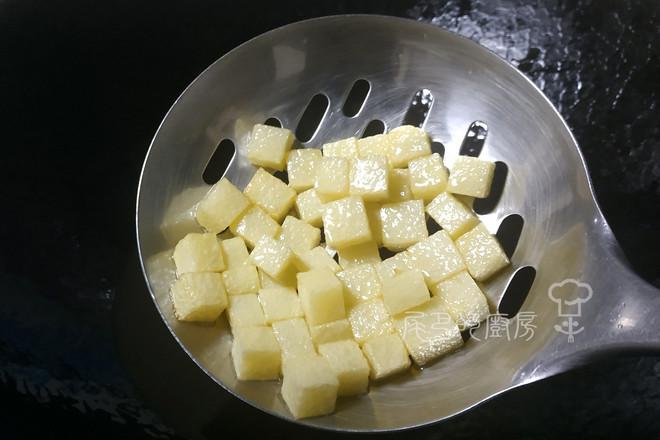吊锅饭的简单做法