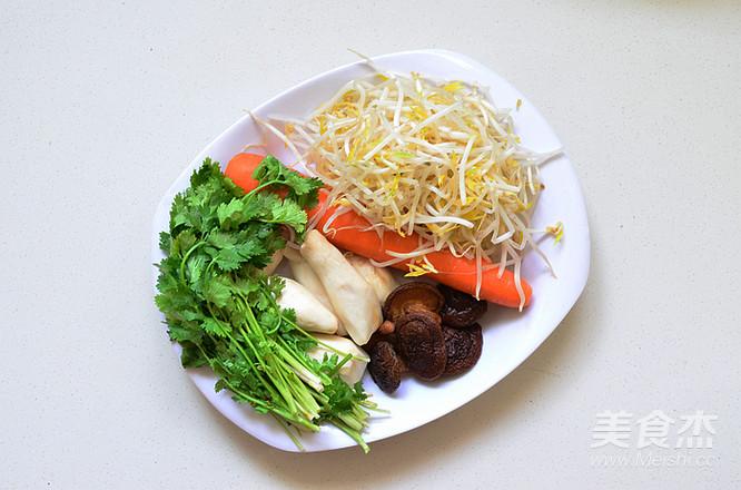 香菜腐皮卷的做法图解